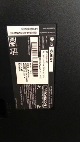 tarjeta fuente lg 43lh5800