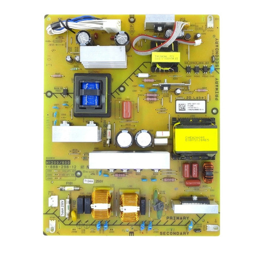 tarjeta fuente sony gpx88 gpx77 nueva original puebla