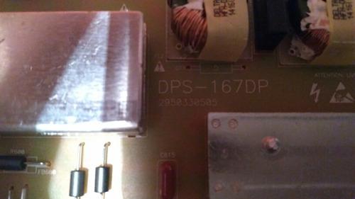 tarjeta fuente vizio m492i-b2