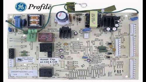 tarjeta general electric. (reparacion)