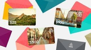 tarjeta gift  card  50 usd  airbnb