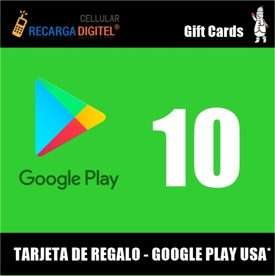 Google Play 10 Gift Card Email Delivery - Gift Ideas