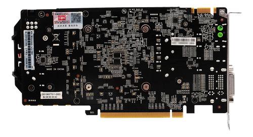 tarjeta gráfica coloful gtx950-twin-2gd5 128bit 6600mhz gddr