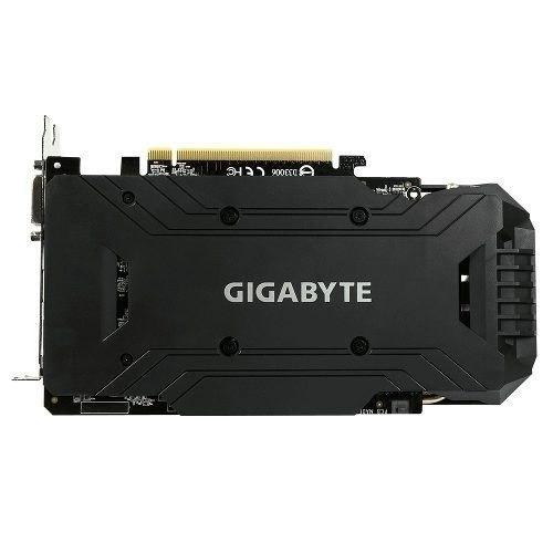 tarjeta grafica gigabyte geforce gtx 1060 windforce - teclas