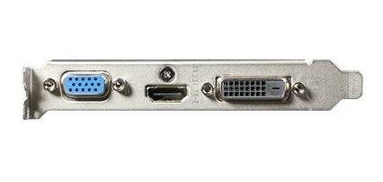 tarjeta grafica gigabyte-msi gt 710 2gb ddr3 pci express 16x