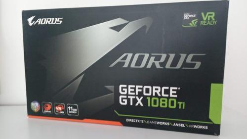 tarjeta grafica gtx 1080 ti gigabyte aorus