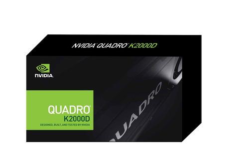 tarjeta gráfica nvidia quadro k2000d 2 gb gddr5 (n.º de...