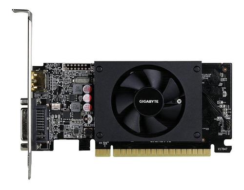 tarjeta grafica video gigabyte 710 2gb ddr5 lp hdmi dvi