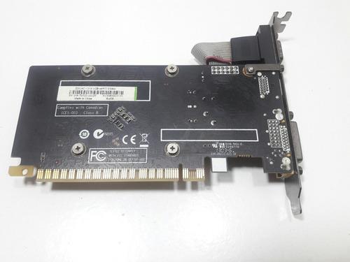 tarjeta gráfica zotac geforce gt210 1 gb ddr3 64 bits