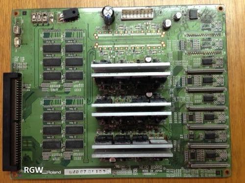 tarjeta head board roland xc - xj 6700731100 repuesto