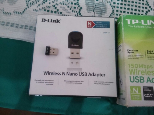 tarjeta inalambrica wifi usb