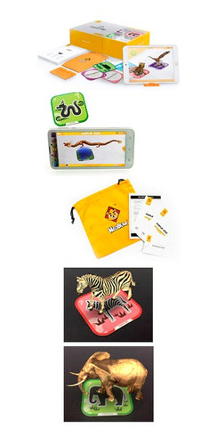 tarjeta interactiva 3d iview popup zoo - tecsys