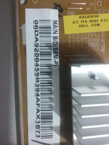 tarjeta  inverter nevera samsung rt29farldsp-rt32fbrhdsl