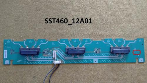 tarjeta inverter sst460_12a01 de samsung ln46d550k1f