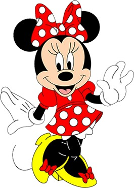 Tarjeta Invitación Cumpleaños Minnie Mouse Animada En Vídeo