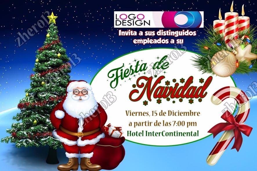 Tarjetas De Invitacion Cristianas Iglesia Evangélica Navidad
