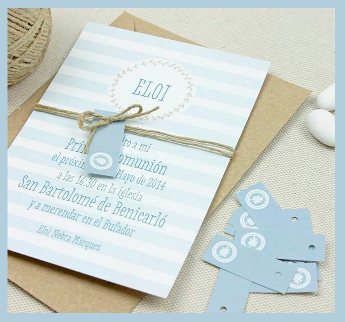 Tarjeta Invitación Para Baby Shower