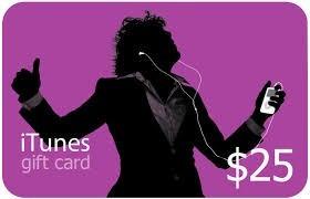 tarjeta itunes usa $25 gift card app store preg prec especia