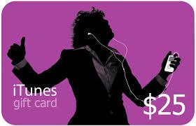 tarjeta itunes usa $25 usd 25 dlls gift card app store inmed