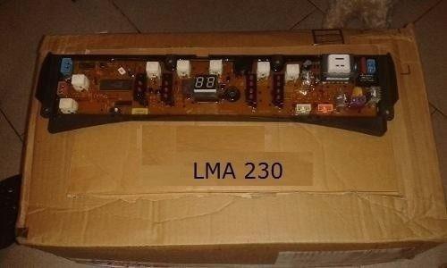 tarjeta lavadora mabe lma230