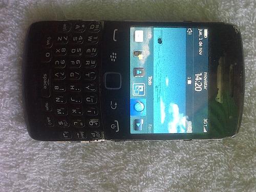 tarjeta logica (blackberry 9360)