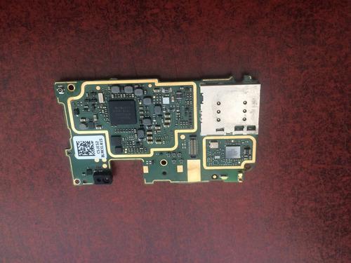 tarjeta logica celular alcatel alfa 6032a $1199 con envio