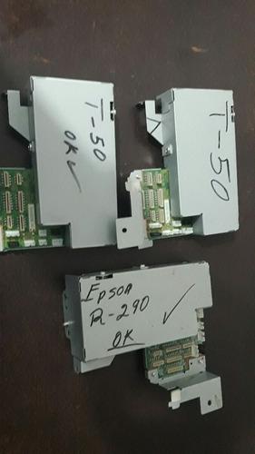 tarjeta lógica epson t50