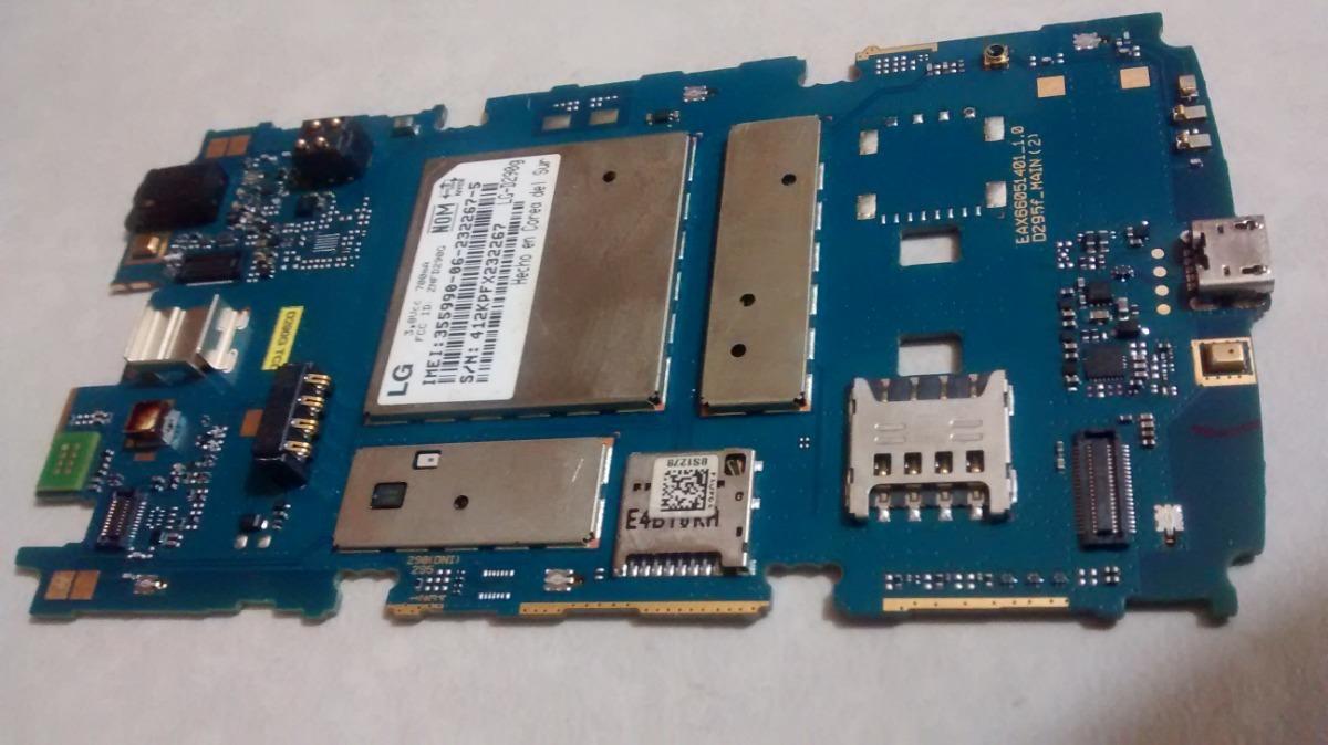 8f9ab3c83a6 Tarjeta Logica Lg L70 Fino D290g Para Piezas No Enciende - $ 115.00 ...