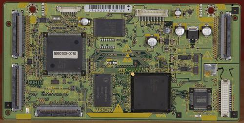 tarjeta logica marca hitachi mod. cb7652043753c nd60100