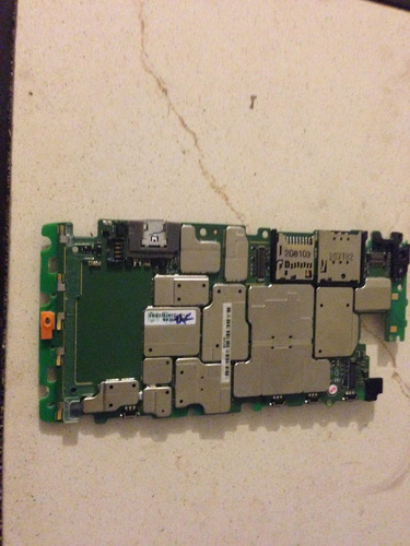 tarjeta logica para celular motorola xt890.$700 con envio