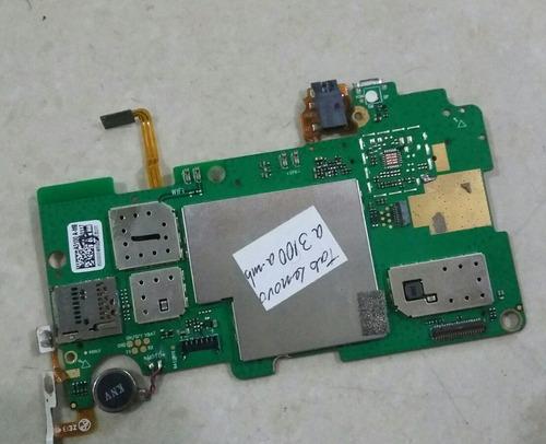 tarjeta lógica tablet lenovo a3100 a-mb