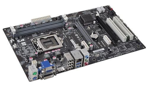 tarjeta madre 1150 ecs h81h3-a3 motherboard h81