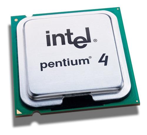 tarjeta madre 775 ddr400 con procesador pentium 4 y garantia
