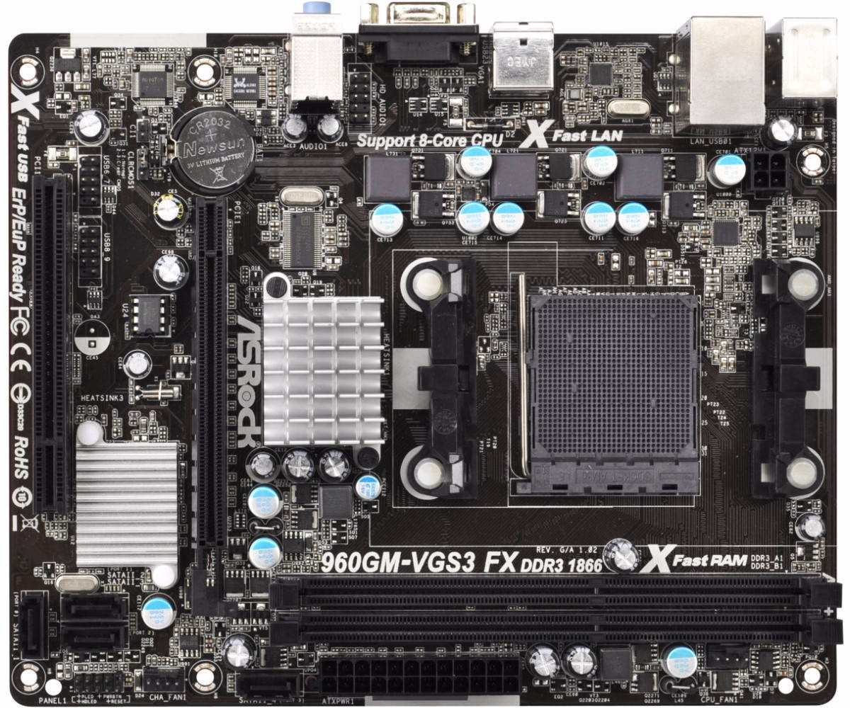 ASROCK 960GM-VGS3 FX MOTHERBOARD DRIVER DOWNLOAD (2019)