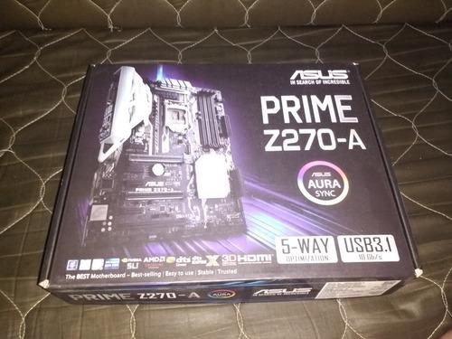 tarjeta madre asus 270-a nueva motherboard mining