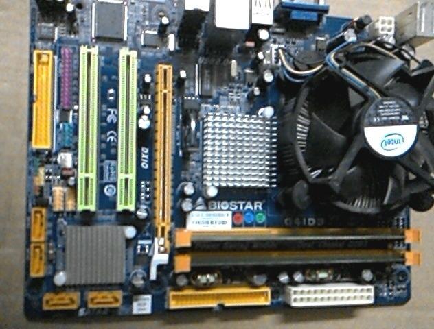Biostar G41D3 64 BIT