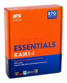 Tarjeta Madre Essentials Kam1-i Socket Am1 Hdmi Mini-itx