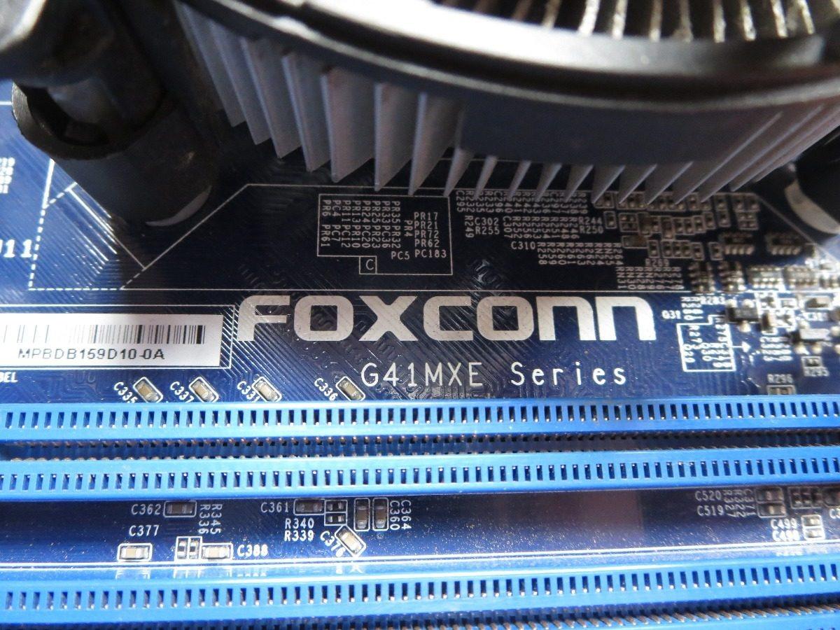 Foxconn G41MXE-V X64 Driver Download