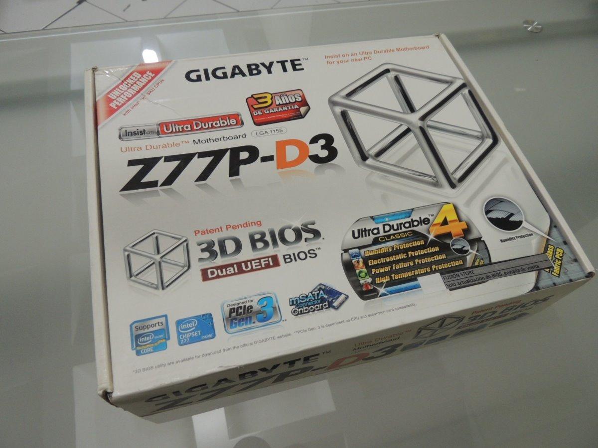 Drivers: Gigabyte GA-Z77P-D3 Intel Smart Connect