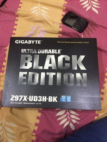 tarjeta madre gygabyte z97 ultra durable gamer