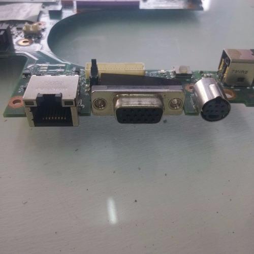 tarjeta madre hp compaq 6710b 6510b n/p: 446904-001