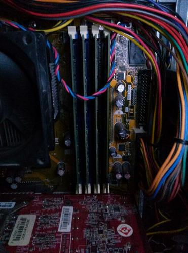 tarjeta madre hp m2n78-la + phenom x4 9550 + 4gb ram