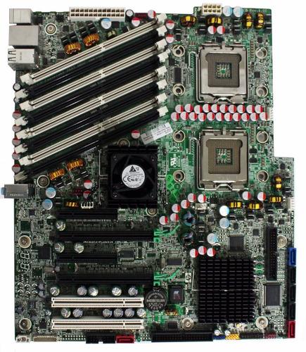 tarjeta madre hp xw6600 workstation n/p: 440307-001