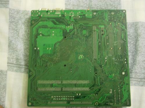 tarjeta madre intel 775 - para reparar