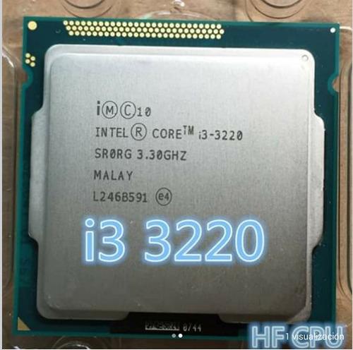 tarjeta madre intel con procesador