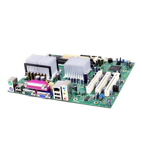 tarjeta madre intel d865gv+procesador intel celeron m #l mn4