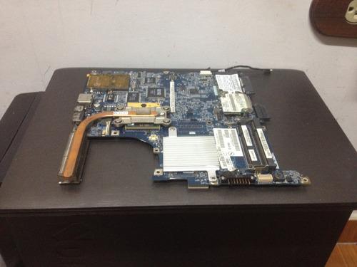 tarjeta madre laptop lenovo 3000 c200 100% operativa