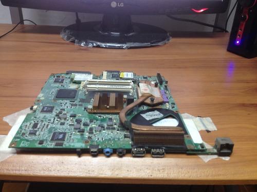 tarjeta madre laptops siragon nb3050/2050 aplica d2010 d2100