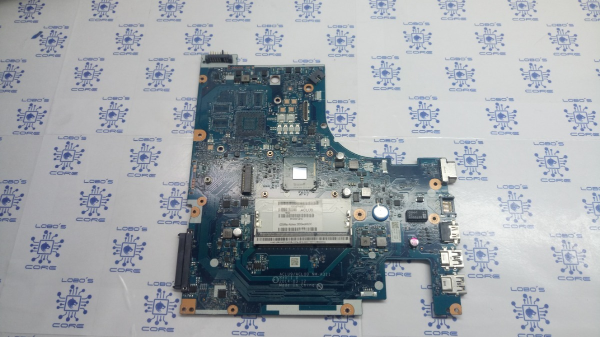 b8cb0ec2e5d tarjeta madre lenovo g50-30 aclu9/aclu0 nm-a311 45104312010. Cargando zoom.