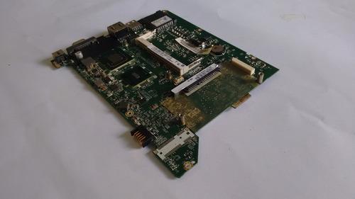 tarjeta madre motherboard acer aspire one zg5 detalle